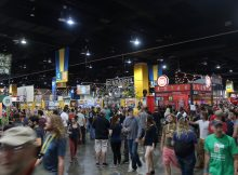 Attendees at the 2018 Great American Beer Festival.