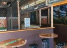 Laurelwood Brewing has partnered with Celtic Axe Throwing at its NE Sandy location. (image courtesy of Laurelwood Brewing)