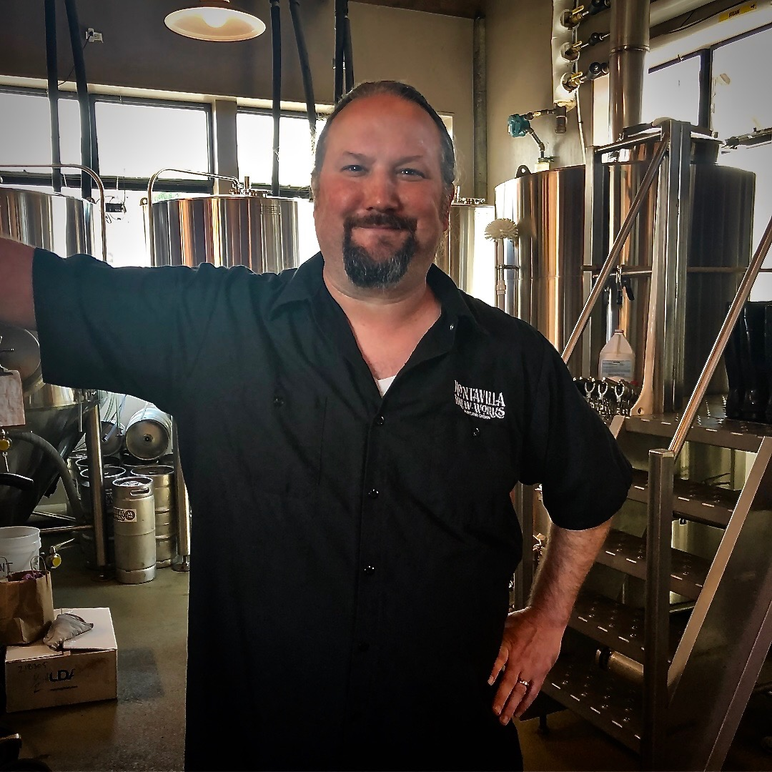 Michael Kora opened Montavilla Brew Works in 2015 in Portland's Montavilla neighborhood.