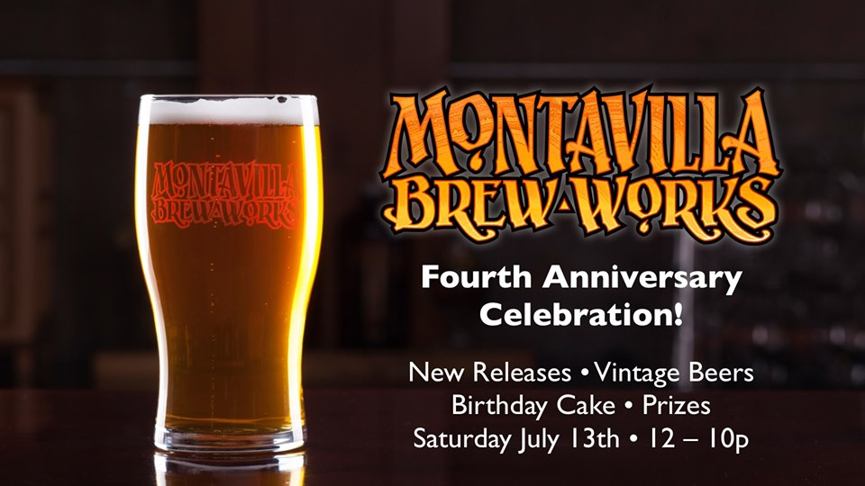 Montavilla Brew Works Fourth Anniversary Celebration