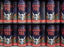 image of Stone Notorious P.O.G. Berliner Weisse courtesy of Stone Brewing