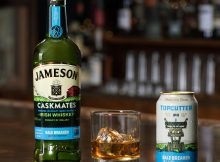 Jameson Caskmates Top Cutter IPA Edition. (image courtesy of Jameson)