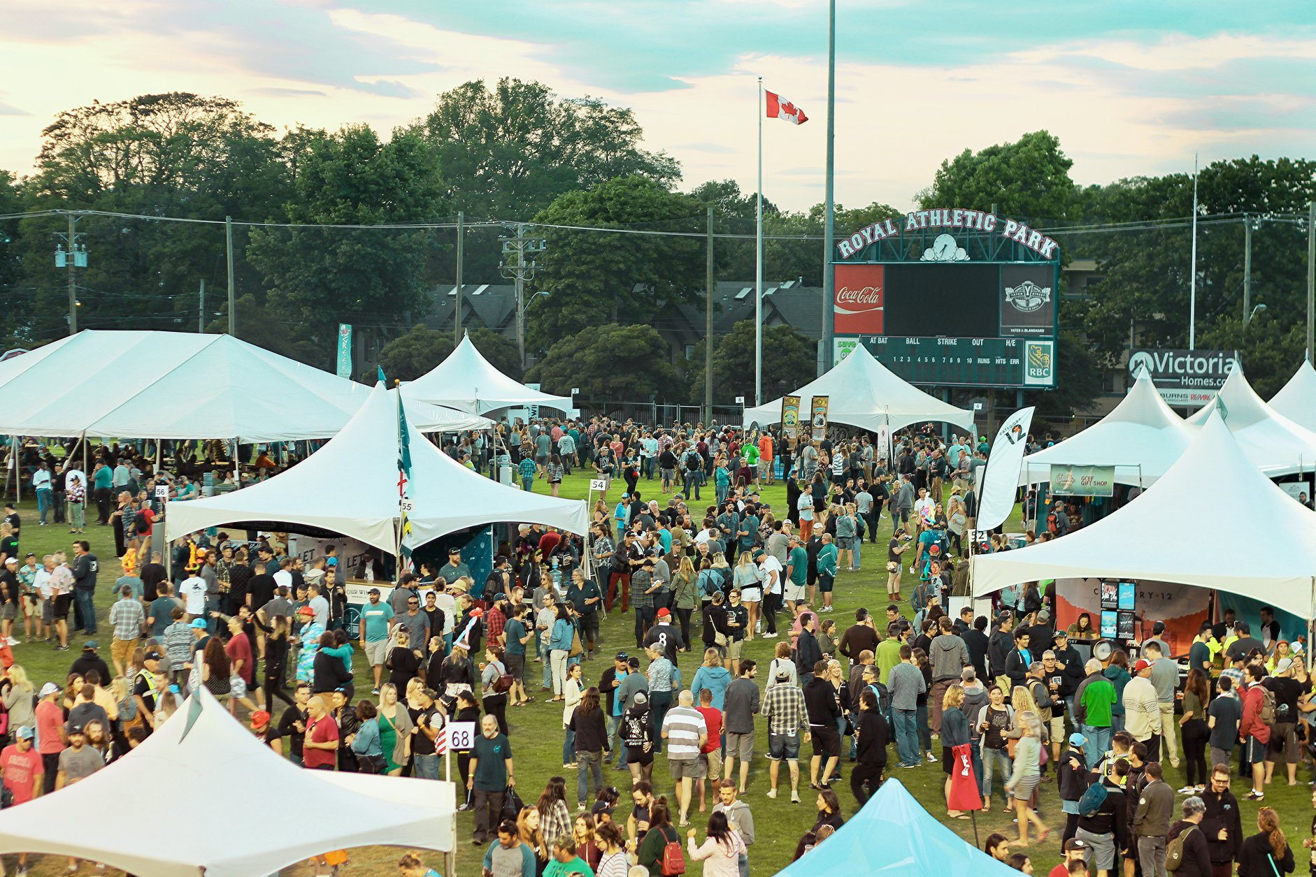 image courtesy of the Great Canadian Beer Festival