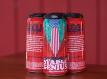image of Extremely Stable Genius Double Hazy IPA courtesy of Level Beer