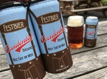 image of Festbier courtesy of Occidental Brewing