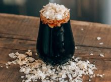 image of Imperial Coconut Stout courtesy of West Coast Grocery Co.