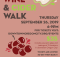 Downtown Oregon City Wine and Cider Walk Poster