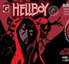 Gigantic Brewing - Dark Horse Comics Hellboy Blood Queen Cranberry Yuzu Beer
