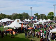 The 2019 Great Canadian Beer Festival took over Royal Athletic Park in Victoria, BC.