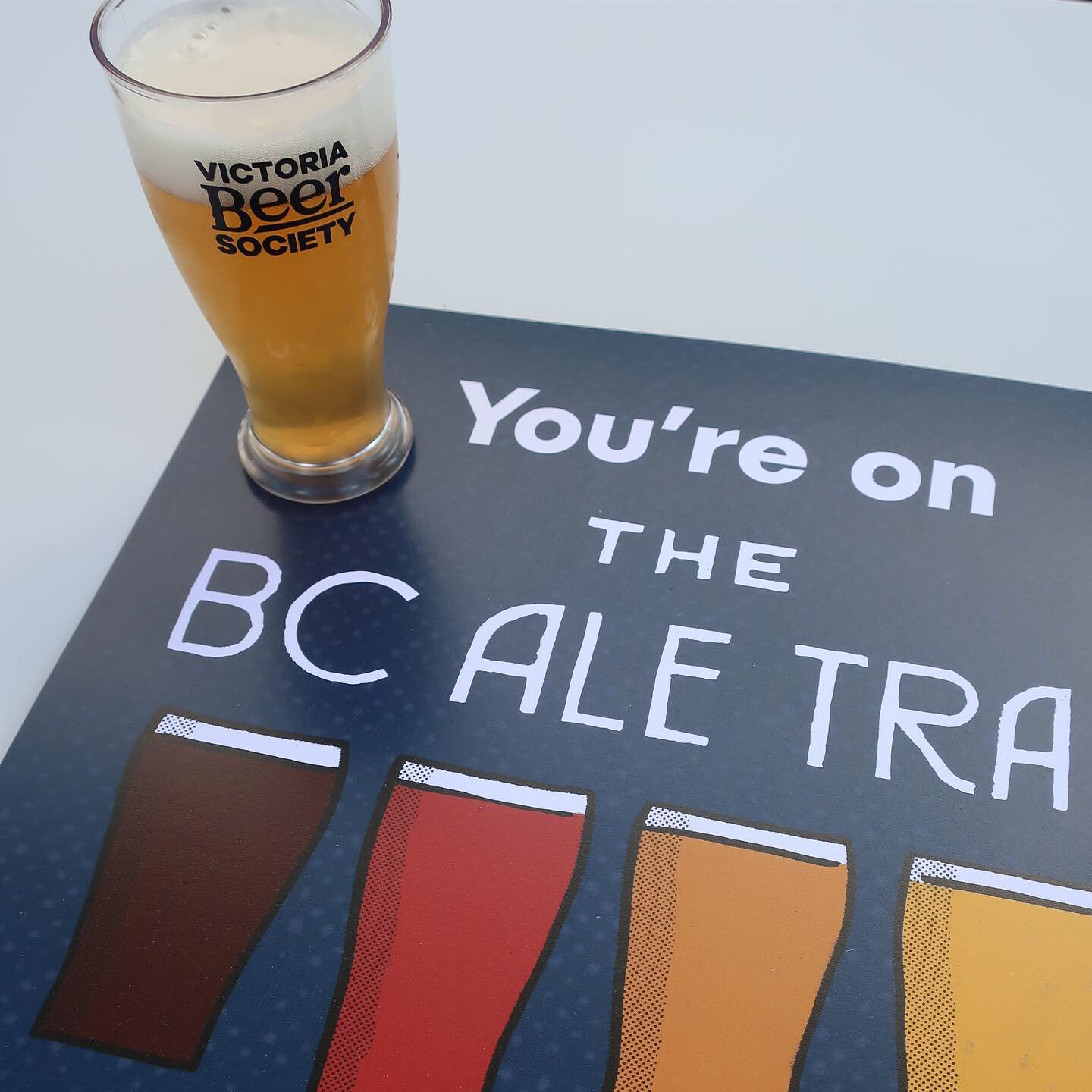The BC Ale Trail was represented at the 2019 Great Canadian Beer Festival.