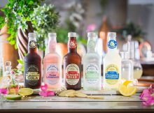 image courtesy of Fentimans Botanically Brewed Drinks of Hexham, United Kingdom