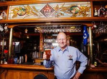 image of Charles Finkel courtesy of Pike Brewing