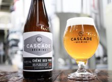 image of Chêne des Fous courtesy of Cascade Brewing