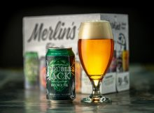 image of Double Jack Imperial IPA and the 2019 Merlin's Mixed Pack courtesy of Firestone Walker Brewing