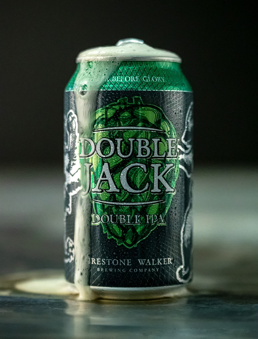 image of Double Jack Imperial IPA courtesy of Firestone Walker Brewing