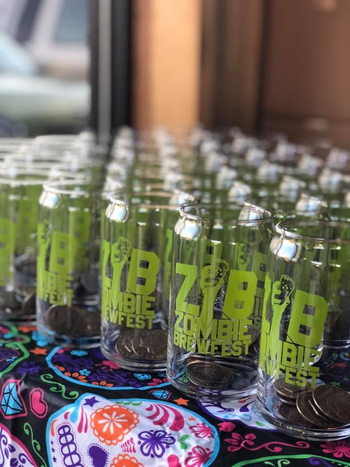 image of Zombie Brewfest courtesy of Doomsday Brewing