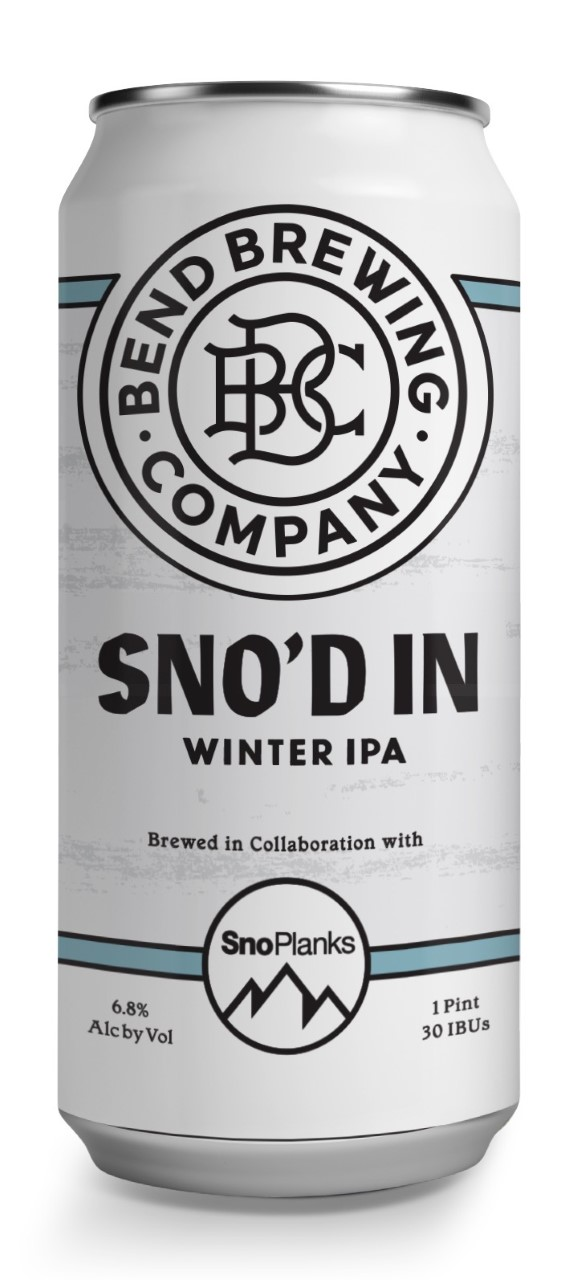 Bend Brewing Co. Sno'D In Winter IPA