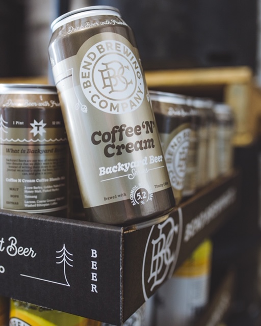 image of Coffee 'N' Cream courtesy of Bend Brewing Co.