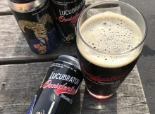 image of Lucubrator Doppelbock courtesy of Occidental Brewing