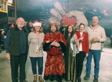 image of Wassail Holiday Party courtesy of Portland Cider Co.
