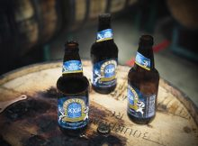 image of bottles of XXIII Anniversary Ale courtesy of Firestone Walker Brewing