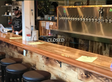 Feckin Brewery in Oregon City, Oregon has shuttered. (image courtesy of Feckin Brewery)