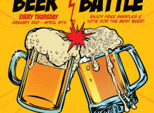 North 45 Beer Battle