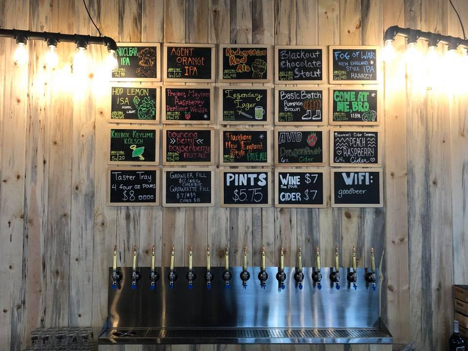 image courtesy of Doomsday Brewing Pub and Pizza – Hazel Dell