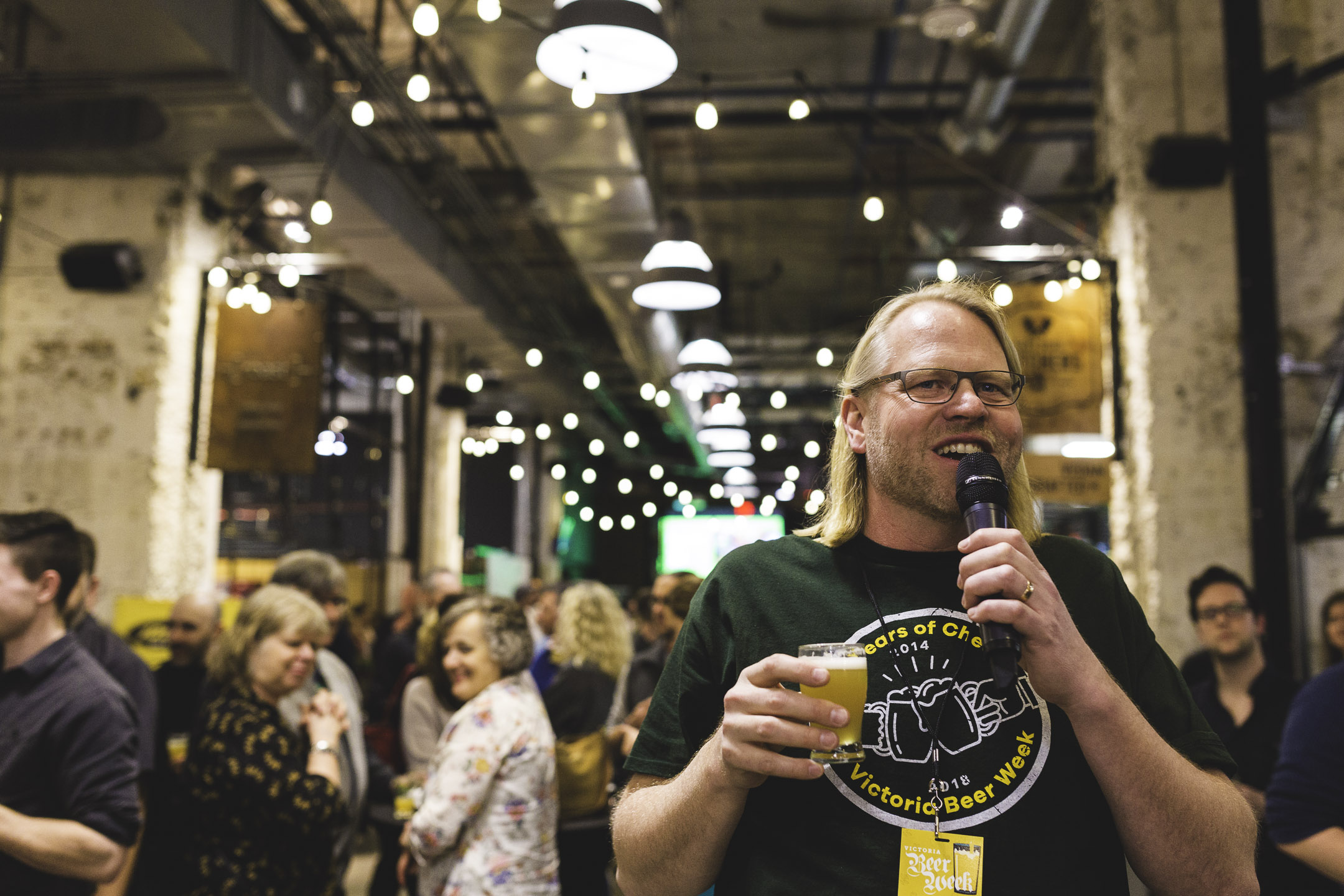 image of Joe Wiebe courtesy of Victoria Beer Week