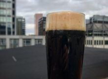 image of Oma's Dessert Lager courtesy of Von Ebert Brewing