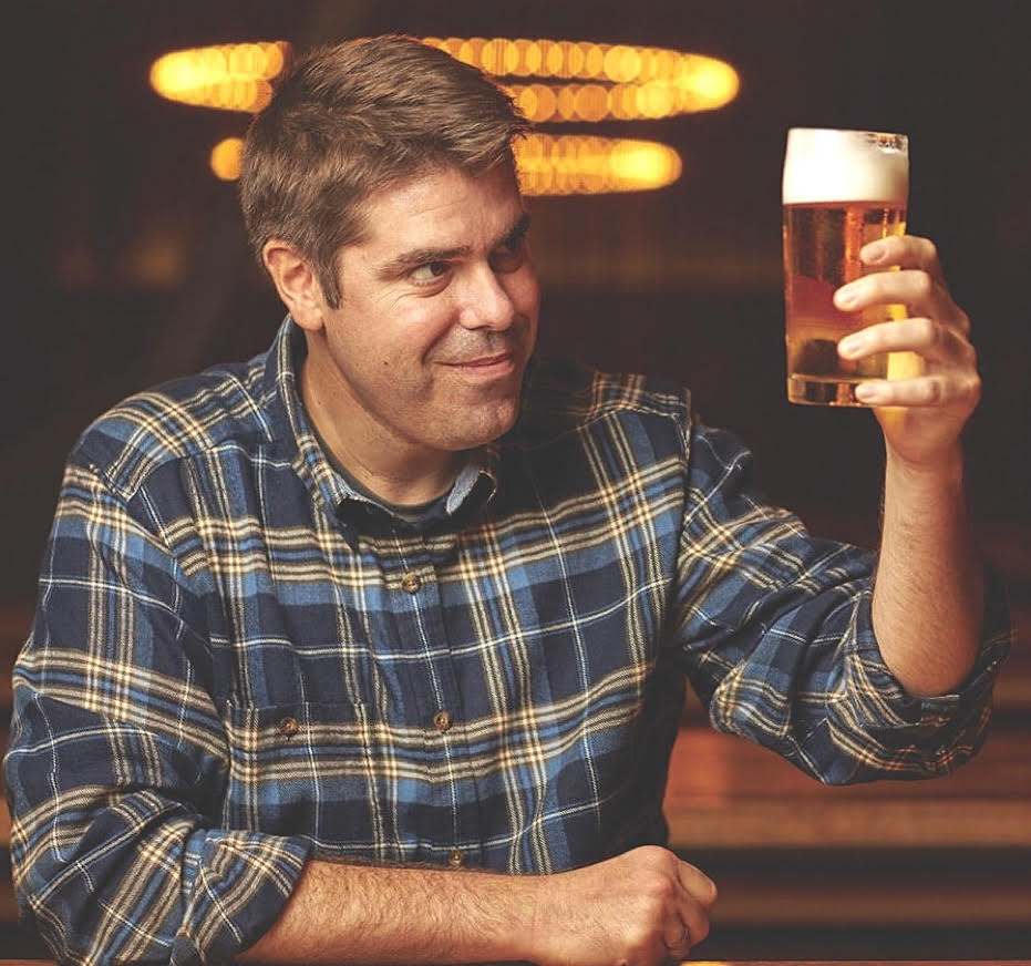 image of Rich Higgins courtesy of Cascade Brewing
