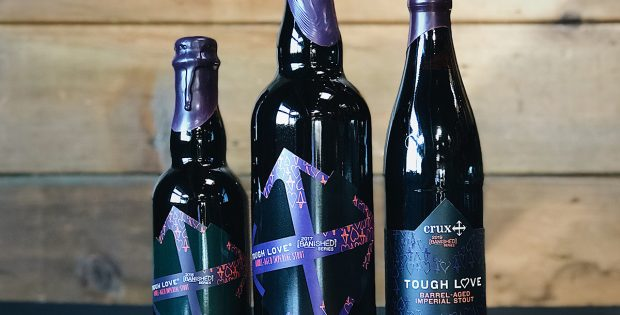 image of Tough Love courtesy of Crux Fermentation Project