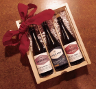 image of the holiday pack courtesy of Cascade Brewing