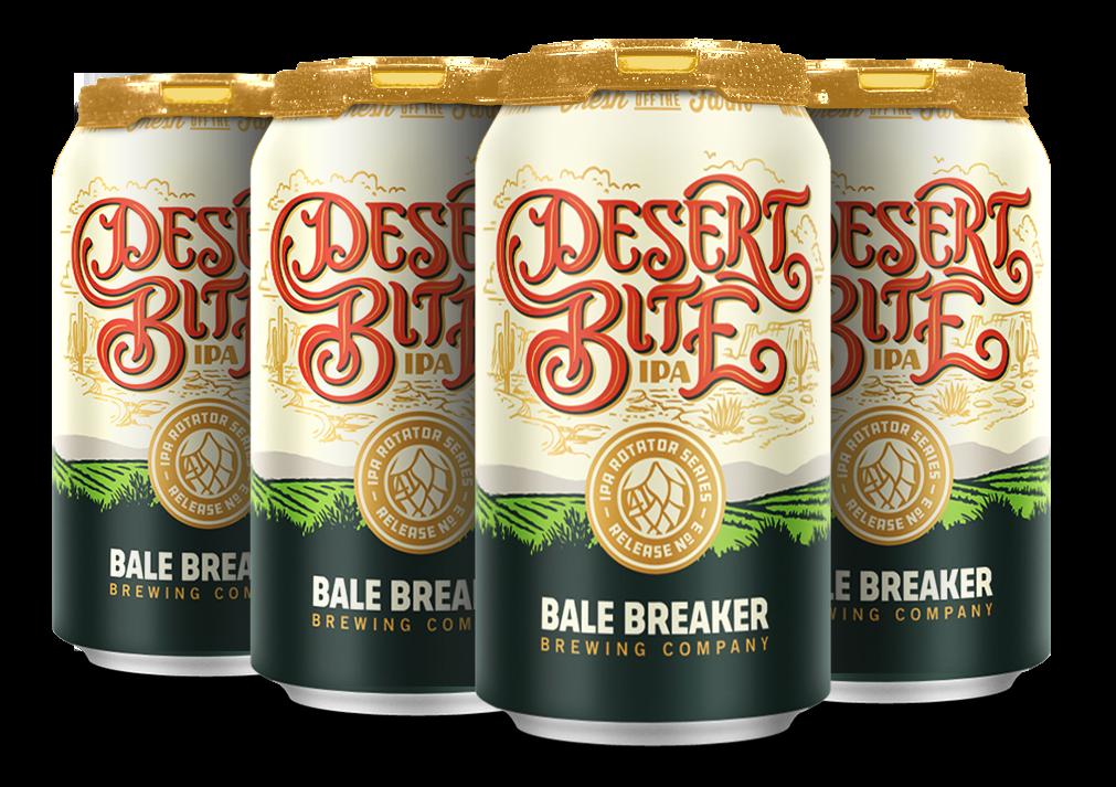 Bale Breaker Desert Bite IPA