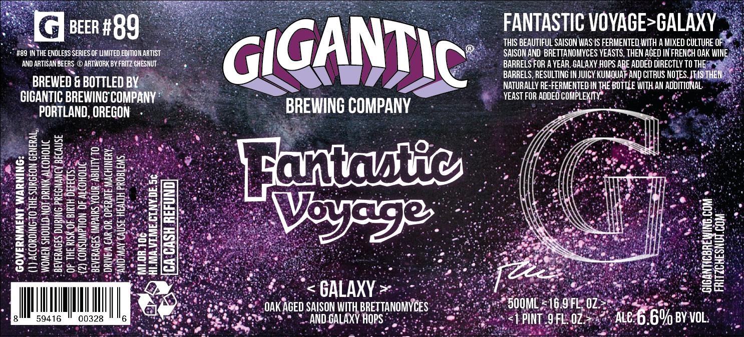 Fantastic Voyage Galaxy