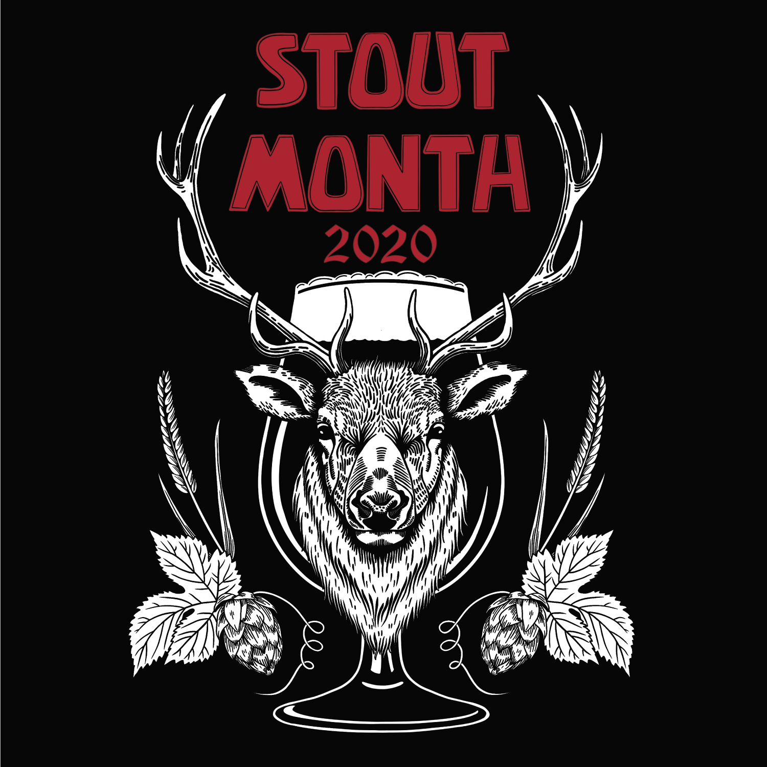 Fort George Brewery Stout Month 2020