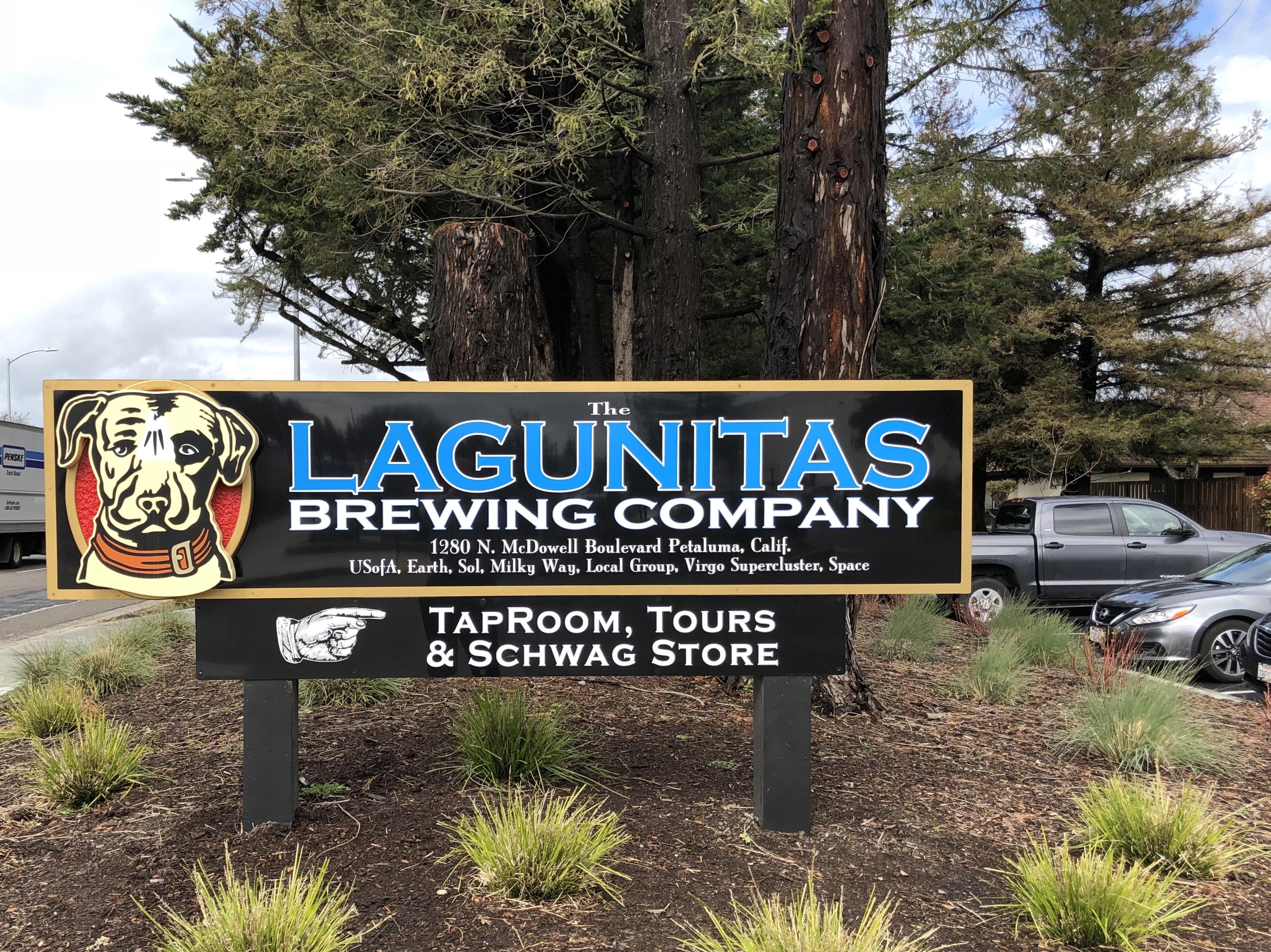 Lagunitas Brewing Company - Petaluma, California
