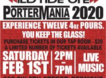 Wild Ride Brewing PorterMania 2020