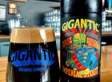 image of Most Premium Russian Imperial Stout courtesy of Gigantic Brewwing