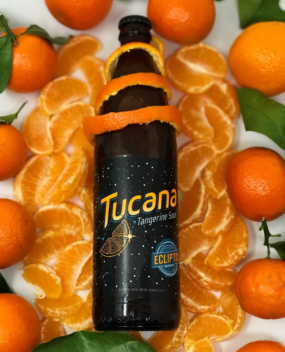 Ecliptic Brewing: Tucana Tangerine Sour Ale Release Party