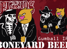 Boneyard Beer and 3 Floyds Brewing Gumball IPA