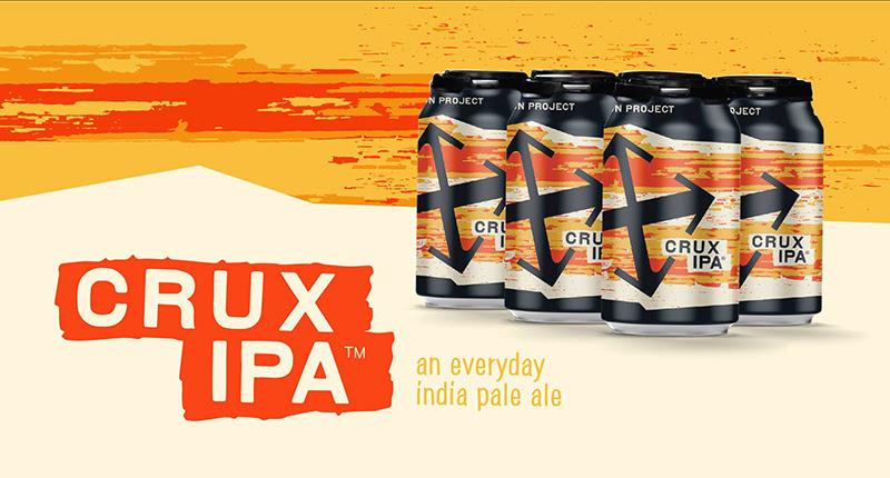 Crux Fermentation Project - Crux IPA