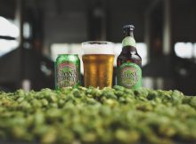 image of Luponic Distortion IPA No.015 courtesy of Firestone Walker Brewing