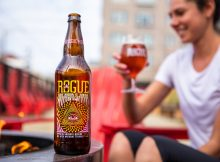 image of Shavasana Imperial Granola Blonde Ale courtesy of Rogue Ales & Spirits
