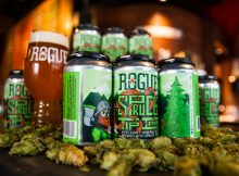 image of Spruce Tip IPA courtesy of Rogue Ales & Spirits