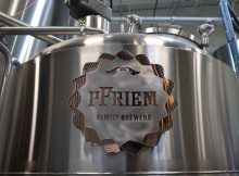 pFriem Family Brewers in Hood River, Oregon.