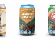 Anderson Valley Brewing Co. Seasonal Releases - Salted Caramel Porter, Summer Solstice, and Briney Watermelon Gose