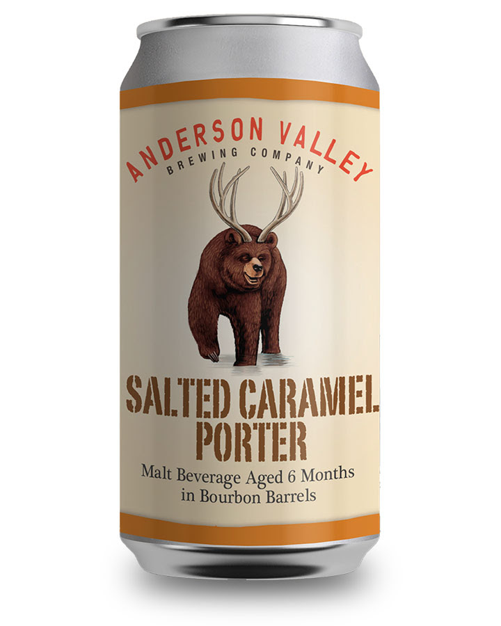 Anderson Valley Brewing Salted Caramel