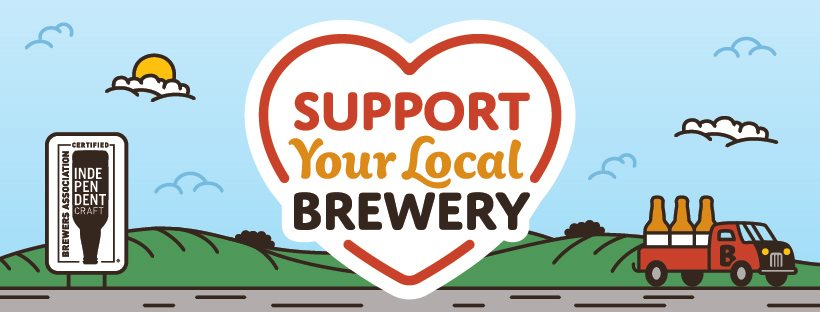 Brewers Association - Support Your Local Brewery