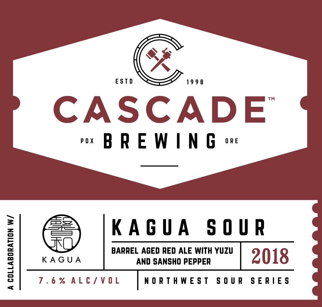 Cascade Brewing Kagua Sour